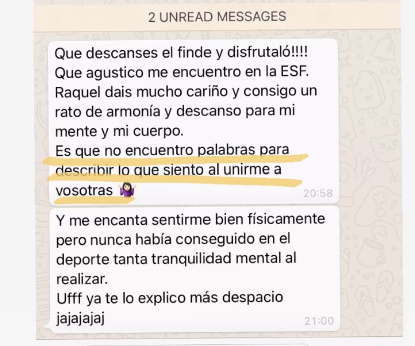 Testimonio ESF 9